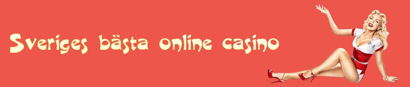 Sveriges bästa Online casinon – Spela online casino smart!