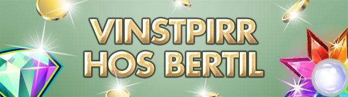 vinstpirr hos Bertil