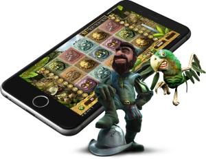 Spela slots i mobilen